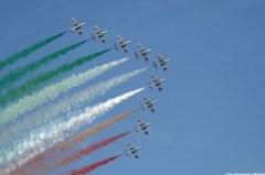 Frecce Tricolori 2010 - Foto Aeronautica Militare (5)