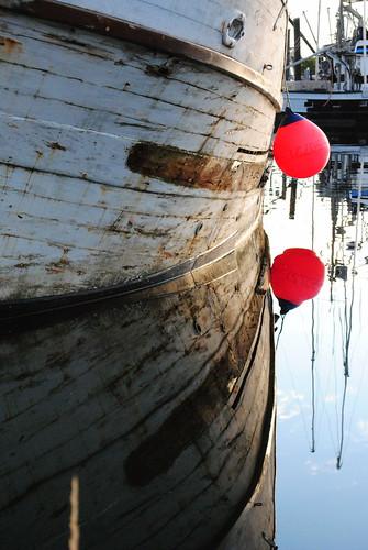 Boat, Buoy