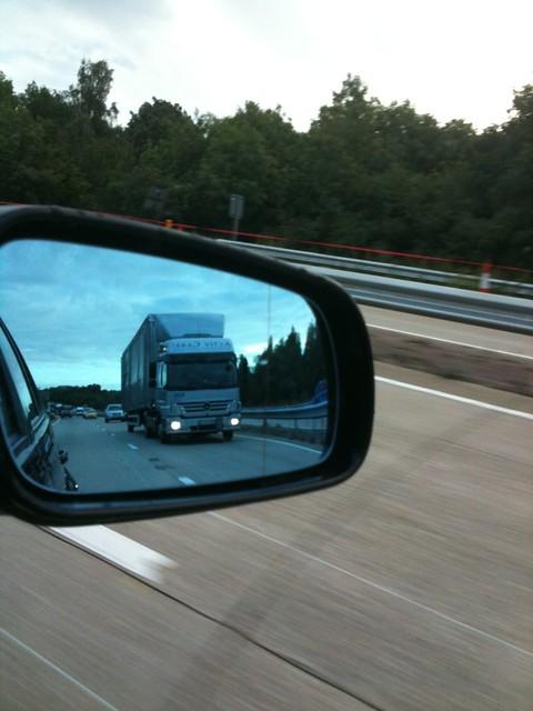 Activ Cars A14 West 16/09/10