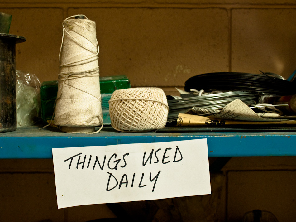 Things Used Daily