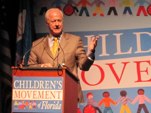 Dick Batchleor, former legislator, Advocate for Children