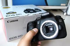 Canon EOS 60D DSLR (2)