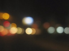 Bokeh-vehicle lights (duration-43 seconds)