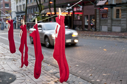 Gastown: Clothes Line