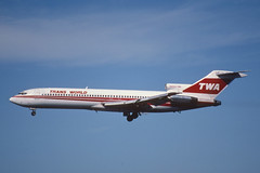 11fp - Trans World Airlines Boeing 727-231; N8...