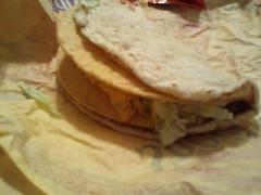 Taco Bell for dinner