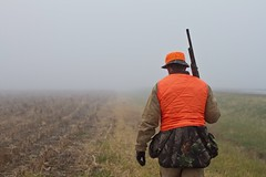 Deer Hunting: The Hunter