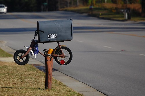 Re-Cycled mail