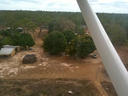 Aerial Community Shot
