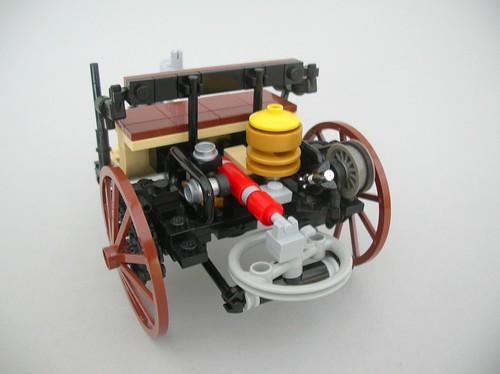 Benz Motorwagen 4