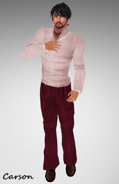 sfd autumn tweed burgundy mens
