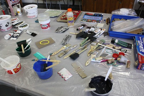 Decorative Papers Workshop