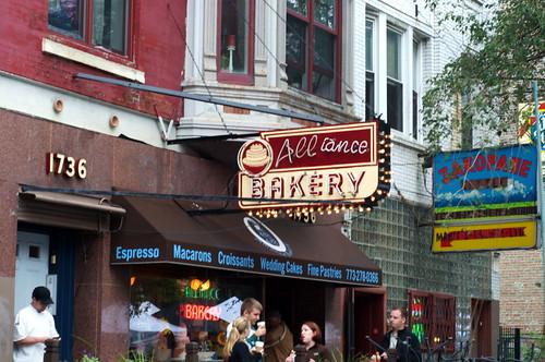 Alliance Bakery, Wicker Park