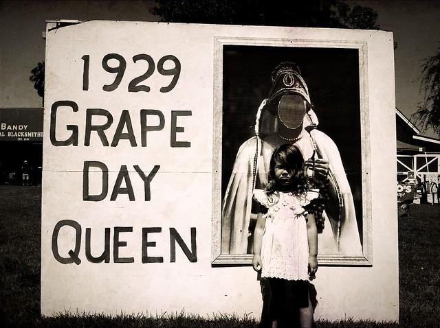 Grape Day Queen