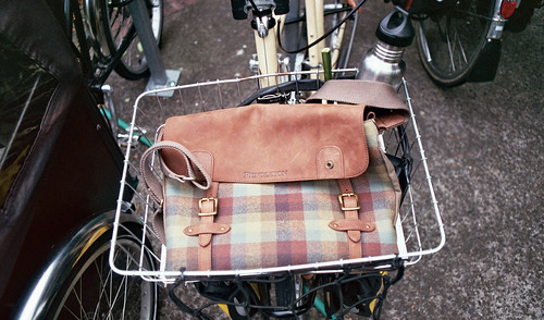 WIN a Pendleton Eco-wise Wool Messenger Bag!