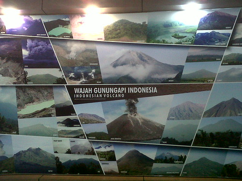 Wajah Gunung Api Indonesia