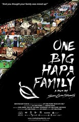 One Big Hapa Family poster