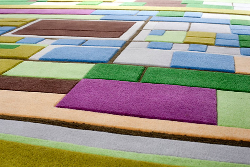 Florian Pucher Land Rugs