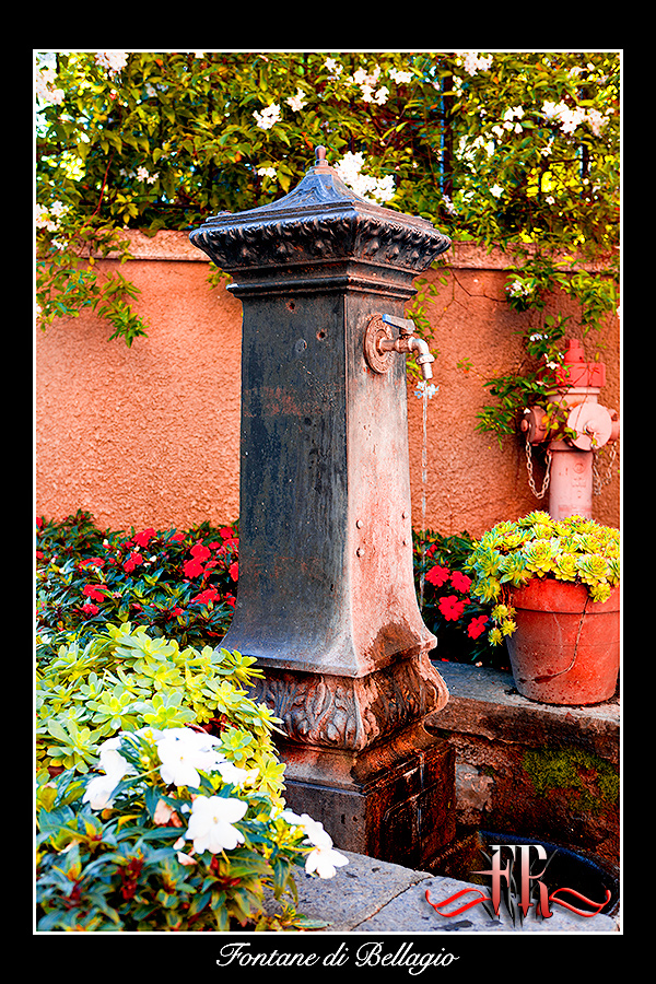 Fontane di Bellagio