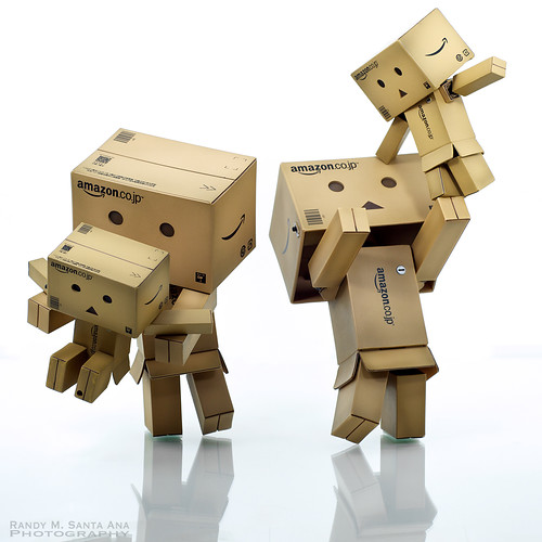 122/365:  A Happy Danbo Family.