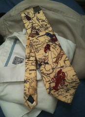 Louisiana Tie for #necktiethursday
