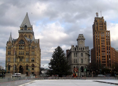 syracuse buildings