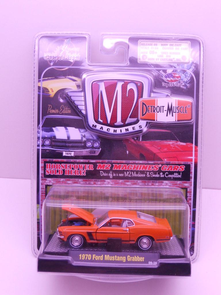 m2 1970 ford mustang grabber (1)