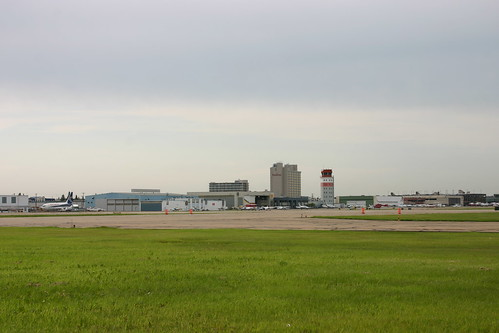 Edmonton City Centre Airport