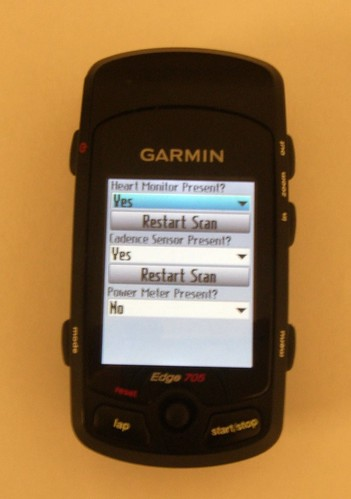 Dummies Guide to the Garmin Edge 705 (4/4)