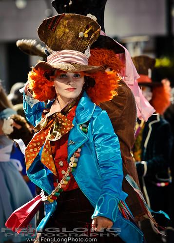 Dragon*Con Parade Alice