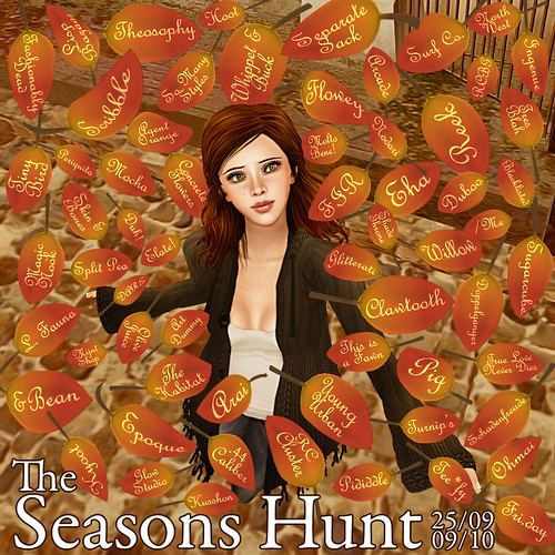 The Seasons Hunt Teaser