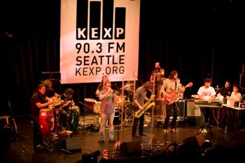 Budos Band KEXP Studio Sessions