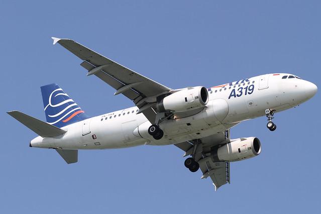 Batavia Air A319-100(PK-YVA)