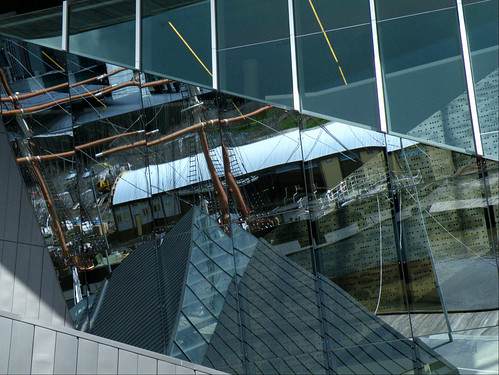 Ship reflections, MCEC