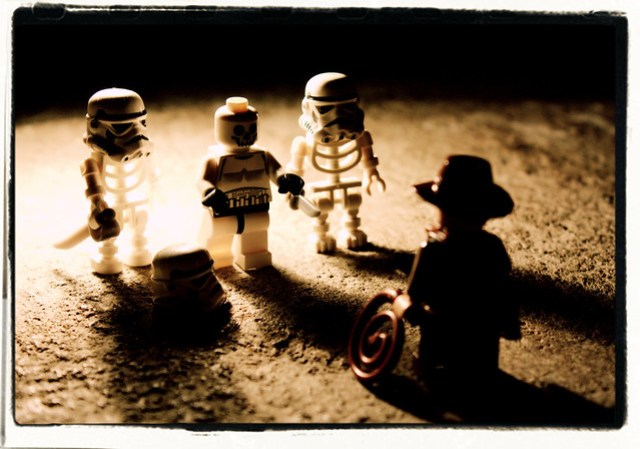 Indiana Jones and the Undead Stormtroopers of Death