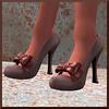 Detail 3: Shoe Close Up
