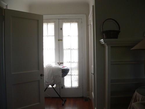 left french doors