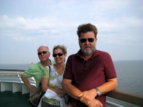 Ronny, Maureen & Skip