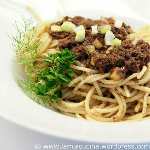 Spaghetti mit Olivensauce 0_2010 10 07_0170