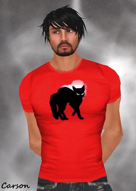 terri.tees Black Cat Sub-o