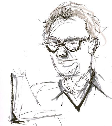 Jørgen Leth med bok