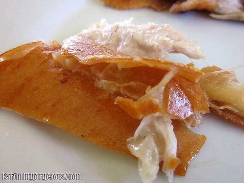 my Truffles Lechon plate