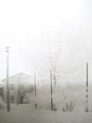 Ivan Cotroneo, Un bacio, Bompiani 2010; cover design: Polystudio; copertina: Carla Moroni; alla cop.: ftgrm del film Deserto Rosa/Luigi Ghirri; cop. (part.), 3