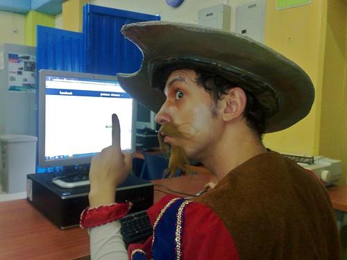Don Quijote de La Mancha en Internet