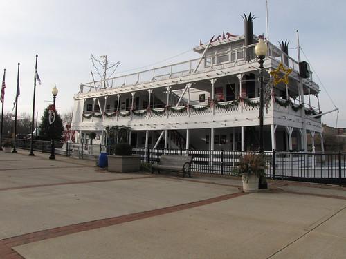 Decorated Showboat