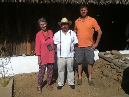 Marlene, Cesar y Ron