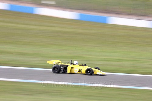 HSCC Historic FIA F2 Series racing at the Donington Historic Festival 2017