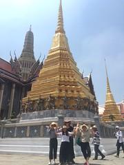Bangkok photobomb