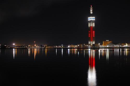 秋田ポートタワー セリオン Akita Port Tower 'SELION'