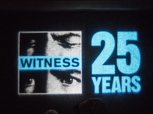 WITNESS' 25th Anniversary Celebration
